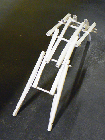 Papierbrücke